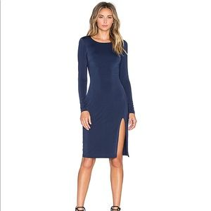 NWT Lovers + friends  perfect long sleeve dress